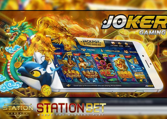 Cara Memainkan Slot Game Joker123 Gaming